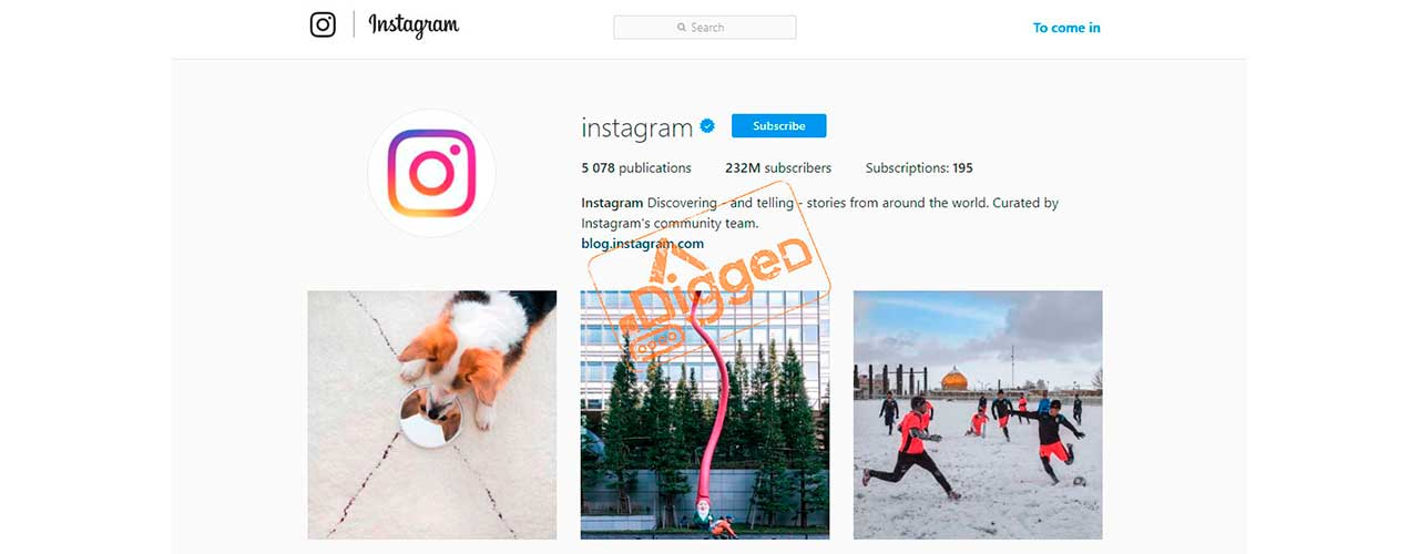 How to collect data from Instagram business profiles